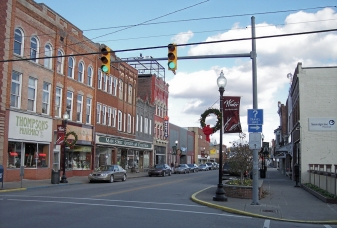 22 Local business, Buckhannon, West Virginia